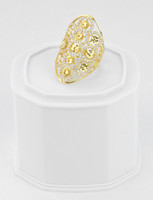 Yellow Gold Ring 21K , YGRING0262, Weight: 6.2g