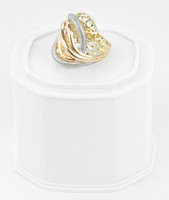Yellow Gold Ring 18K , YGRING0265, Weight: 6.9g