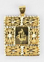 YELLOW GOLD PENDANT, 21K, Weight:28.6g, YGPEND0348