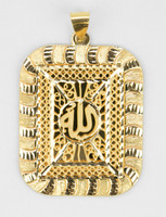 YELLOW GOLD PENDANT, 21K, Weight:19.1g, YGPEND0349