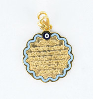 YELLOW GOLD PENDANT, 21K, Weight:3.3g, YGPEND0358