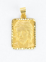 YELLOW GOLD PENDANT, 21K, Weight:4g, YGPEND0383