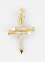 YELLOW GOLD PENDANT, 21K, Weight:9.5g, YGPEND0372