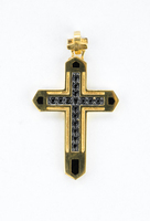 YELLOW GOLD PENDANT, 21K, Weight:7.8g, YGPEND0377