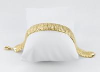 YELLOW GOLD BRACELET, 21K, Weight: 17g, YG21BRA271