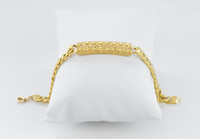 YELLOW GOLD BRACELET, 21K, Weight: 9.5g, YG21BRA279