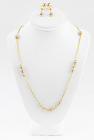 YELLOW GOLD NECKLACE, 22K, Weight:20g, YGNECKLACE052
