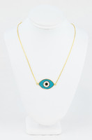 YELLOW GOLD KNECKLACE, 21K, Weight:5.1g, YGNECKLACE056