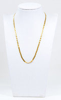 YELLOW GOLD NECKLACE, 21K, Weight:5.5g, YGNECKLACE21K089