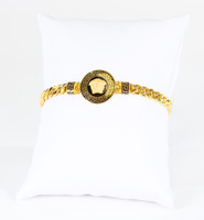 YELLOW GOLD BRACELET, 21K, Weight: 11.2g, YGBRAC325