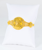 YELLOW GOLD BRACELET, 22K, Weight: 15.6g, YGBRAC340
