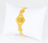 YELLOW GOLD BRACELET, 22K, Weight: 12.3g, YGBRAC342