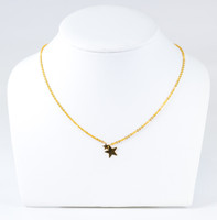 YELLOW GOLD NECKLACE, 21K, Weight:5.5g, YGNECKLACE21K102