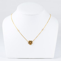 YELLOW GOLD NECKLACE, 21K, Weight:5.5g, YGNECKLACE21K103
