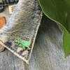 T Rex Dinosaur Enamel Pin - Green Pastel - Flair - Wildflower Co