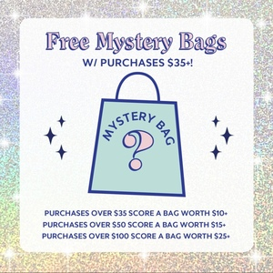 Mystery Bag GIVEAWAY!!!