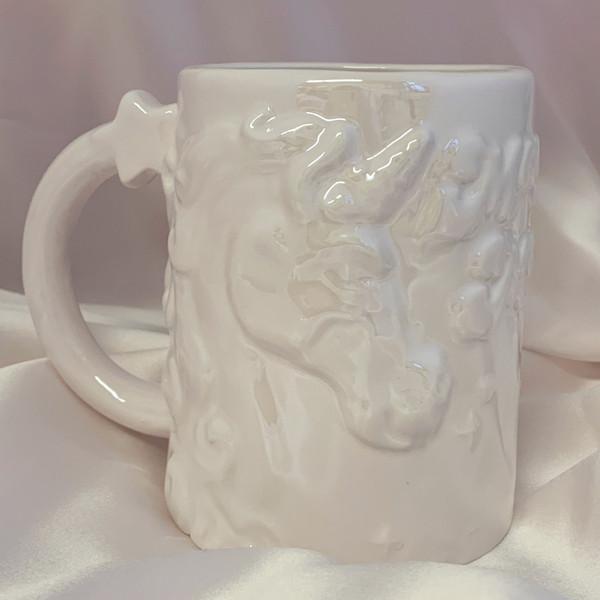 Magic Maker Unicorn XL Coffee Mug | Pastel Pink | Wildflower + Co.
