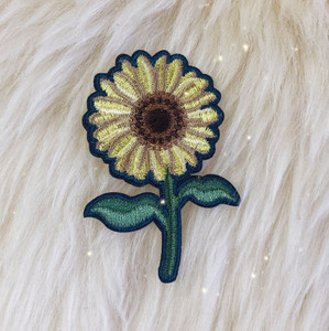 Sunflower_Long_Stem_Patch_Iron_On_Patch_Cottagecore_Wildflower_Cute_Patch_TR00425-MLT-OS_VSCO