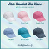AC00227-ALL-OS - Kids Hat Group Pic, Accessories, Gift for Kids, Kids Gifts, Baseball Cap, Patches, Patch Hats, Children's Gift,  Back to School, Back to School Gifts, Pastel