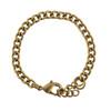 Starter Charm Bracelet - Chain Bracelet, Antique Gold Vintage Gold- Wildflower + Co.