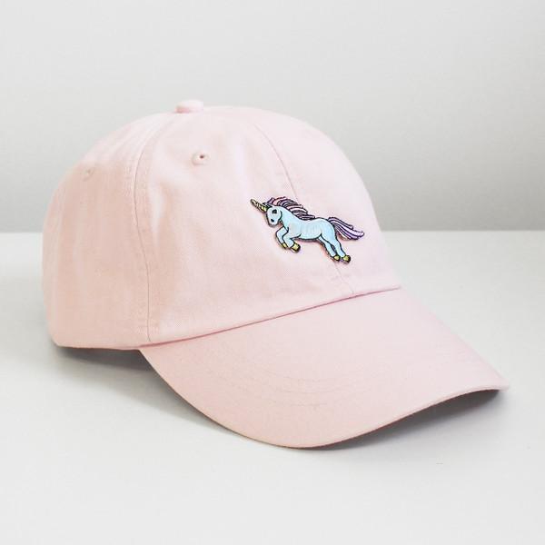 Unicorn Embroidered Baseball Hat - Cap - Patch - Pastel - Wildflower Co.  91371.1467006679.600.750.jpg c 2 e20d14450b2b