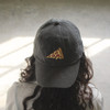 Pizza Embroidered Baseball Hat - Cap - Patch - Wildflower + Co.