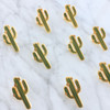 Cactus Enamel Pin - Flair - Lapel - Green Plant - Wildflower Co (1)