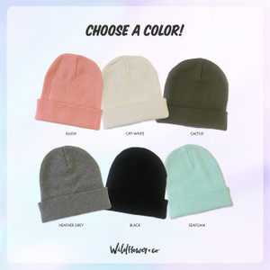 Slouchy Beanie, All Colors