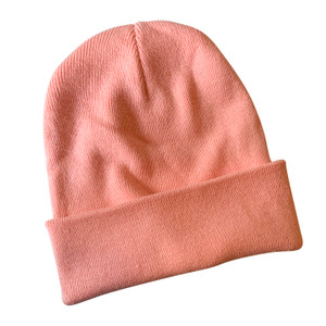Slouchy Beanie - Blush Pink