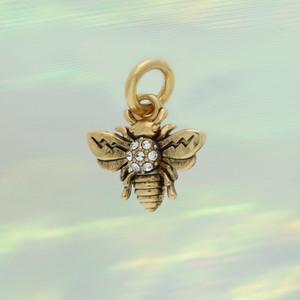 Bee Charm, Gold