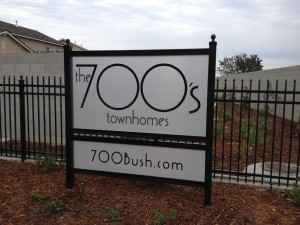 Aluminum Sign Frames Offer Your Customers Looks And Durability