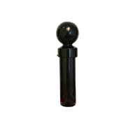 "Finial - 3"" Ball for Smooth Post"