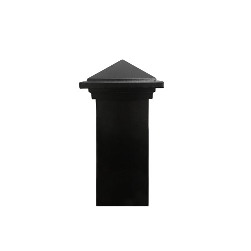 "Finial - 4"" Princeton Cap for Square Post"