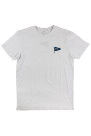 Mens Flag Tee (White)