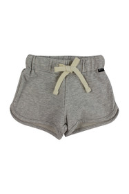 Girls Bondi Track Short (Grey Marle)