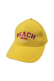 Kids Beach Patrol Cap (Yellow)
