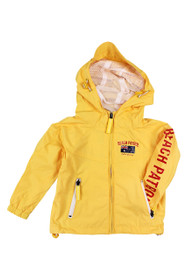 Kids Beach Patrol Spray Jacket (Yellow)