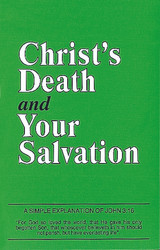 H05. Christ's Death & Your Salvation