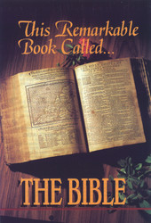 H18. This Remarkable Book Called The Bible