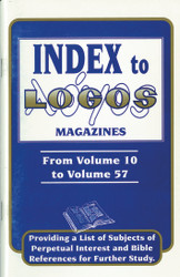 Index to Logos - Volumes 10-57