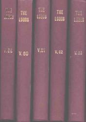 Logos - Volume 60 Bound (REDUCED)