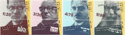 Stamp: Political Journalists stamps