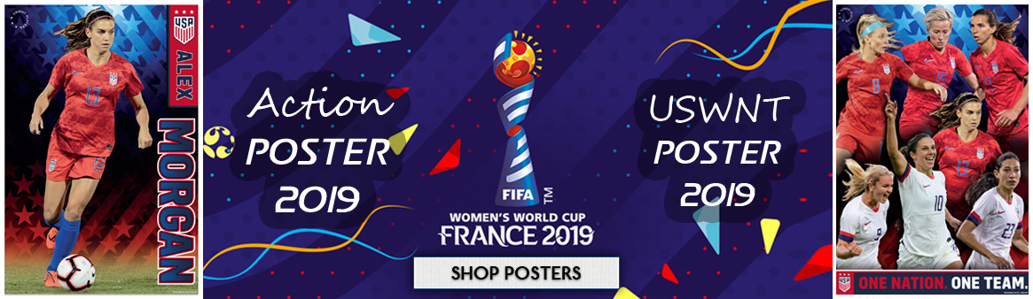 USWNT Licensed Posters
