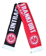 Eintract Frankfurt - Authentic Fan Scarf