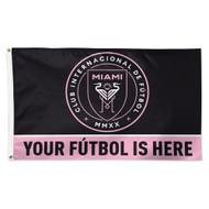 Inter Miami Flag Slogan
