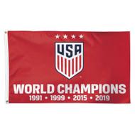USWNT Flag Champions