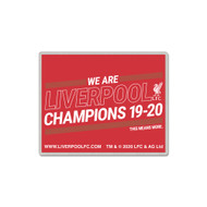 Liverpool FC Champions' Magnet