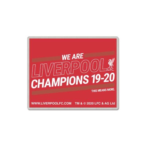 Liverpool FC Champions' Magnet