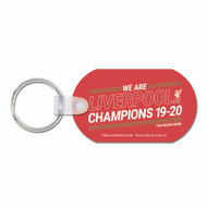 Liverpool FC Champions' Keyring (Metal)