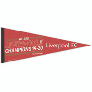 Liverpool FC Champions' Pennant | Premium Grade